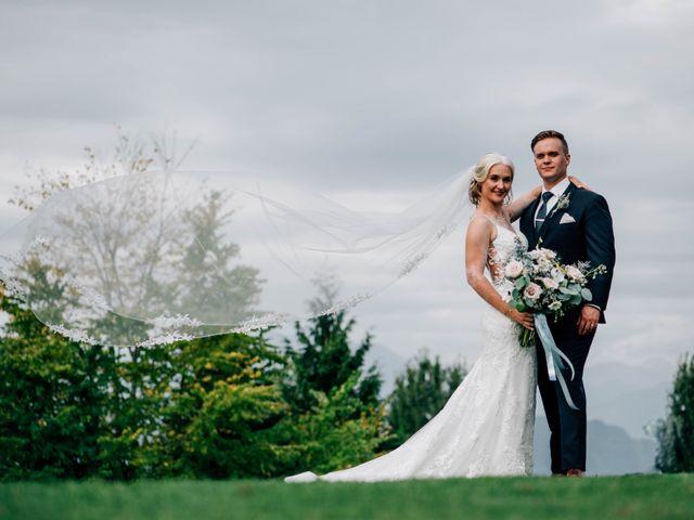 Clarance and Amber's wedding in Chilliwack, British Columbia 2