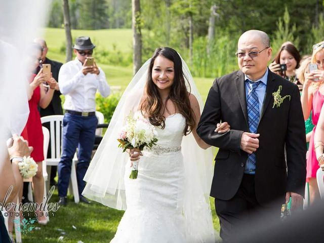 Mike  and Candace 's wedding in Ottawa, Ontario 9