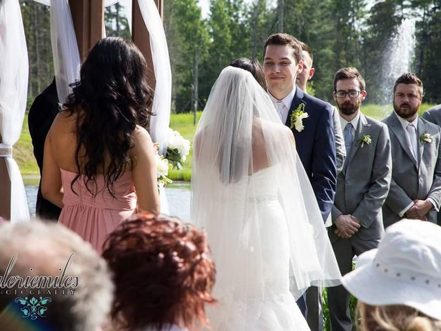 Mike  and Candace 's wedding in Ottawa, Ontario 11