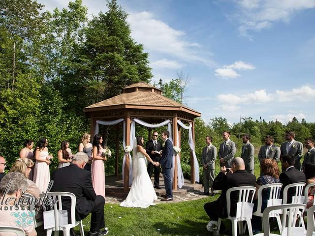 Mike  and Candace 's wedding in Ottawa, Ontario 12