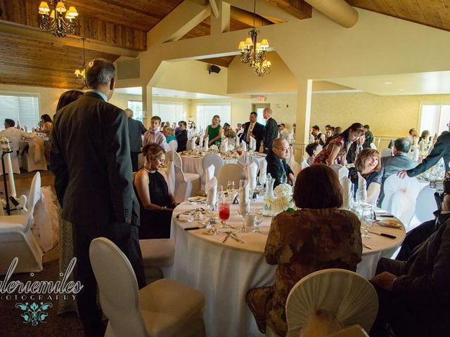 Mike  and Candace 's wedding in Ottawa, Ontario 21