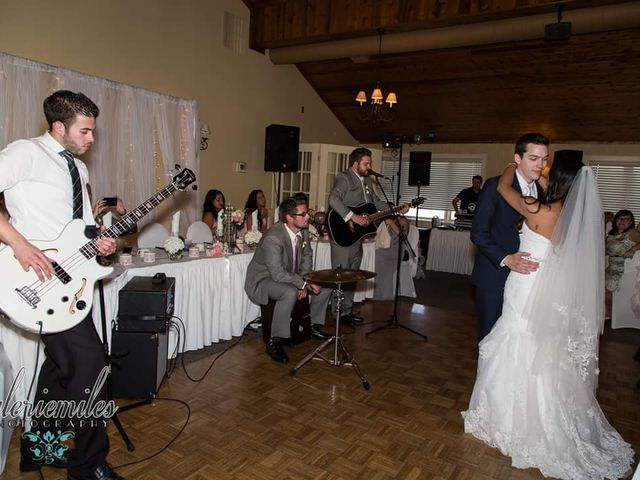 Mike  and Candace 's wedding in Ottawa, Ontario 22