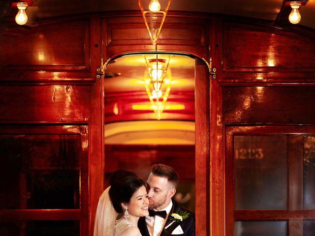 Bryan and Amanda's wedding in Burnaby, British Columbia 9