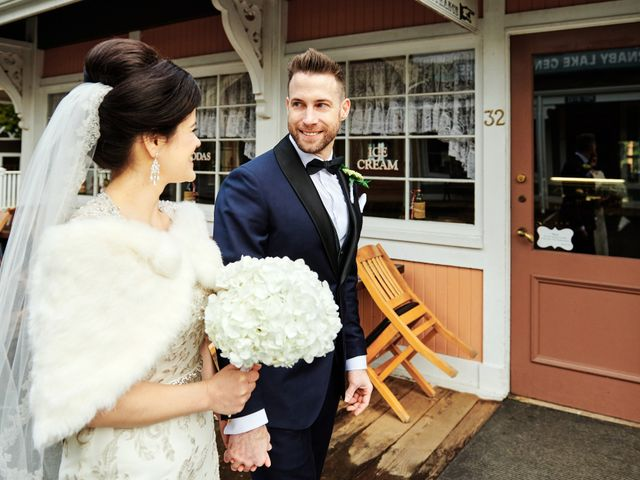 Bryan and Amanda's wedding in Burnaby, British Columbia 3
