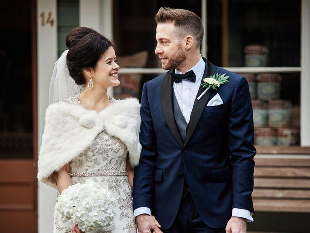 Bryan and Amanda's wedding in Burnaby, British Columbia 4