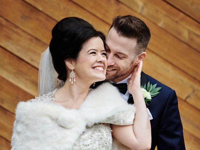Bryan and Amanda's wedding in Burnaby, British Columbia 7