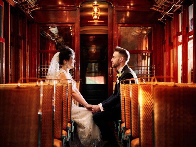 Bryan and Amanda's wedding in Burnaby, British Columbia 1