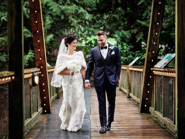 Bryan and Amanda's wedding in Burnaby, British Columbia 20