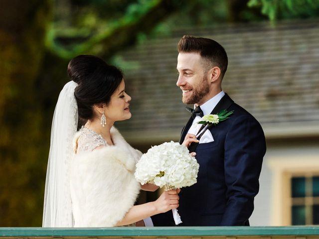 Bryan and Amanda's wedding in Burnaby, British Columbia 6