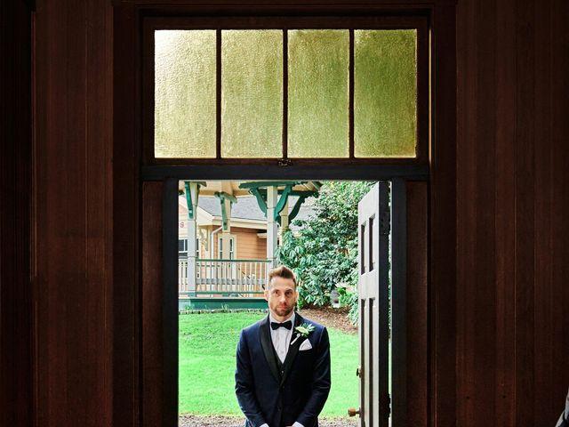 Bryan and Amanda's wedding in Burnaby, British Columbia 11