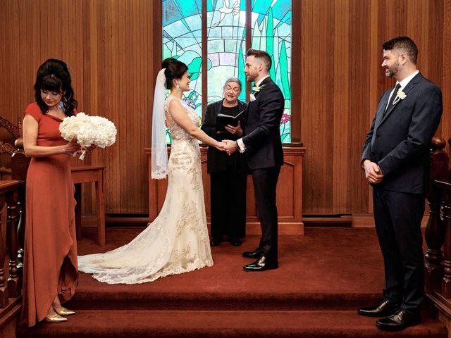 Bryan and Amanda's wedding in Burnaby, British Columbia 14