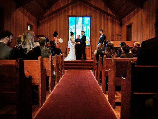 Bryan and Amanda's wedding in Burnaby, British Columbia 15