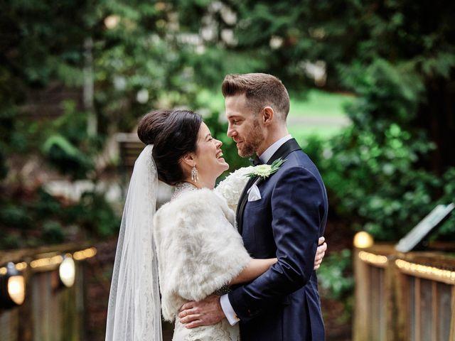 Bryan and Amanda's wedding in Burnaby, British Columbia 19
