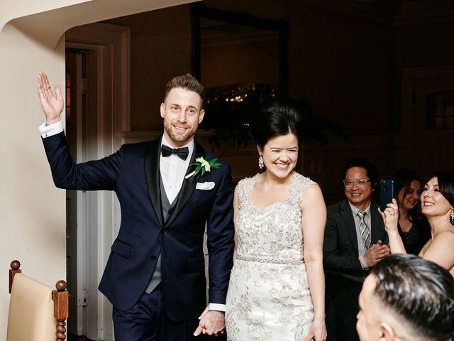 Bryan and Amanda's wedding in Burnaby, British Columbia 23