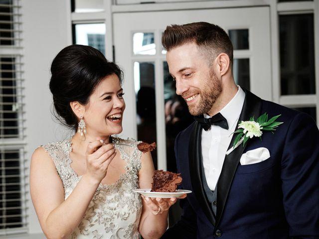 Bryan and Amanda's wedding in Burnaby, British Columbia 2