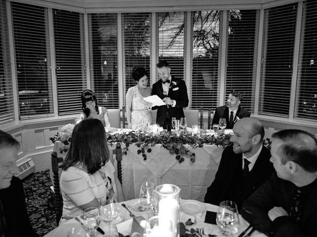 Bryan and Amanda's wedding in Burnaby, British Columbia 34