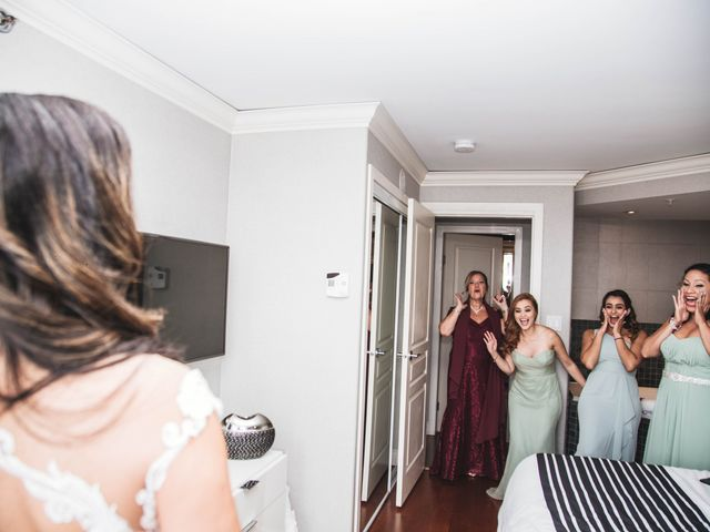 Gissele and Gianpiero's wedding in Etobicoke, Ontario 37