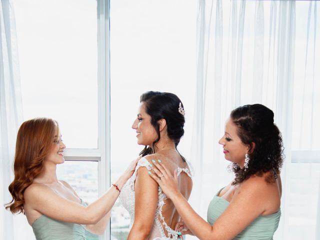 Gissele and Gianpiero's wedding in Etobicoke, Ontario 38