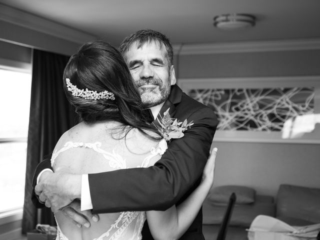 Gissele and Gianpiero's wedding in Etobicoke, Ontario 40