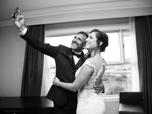 Gissele and Gianpiero's wedding in Etobicoke, Ontario 42