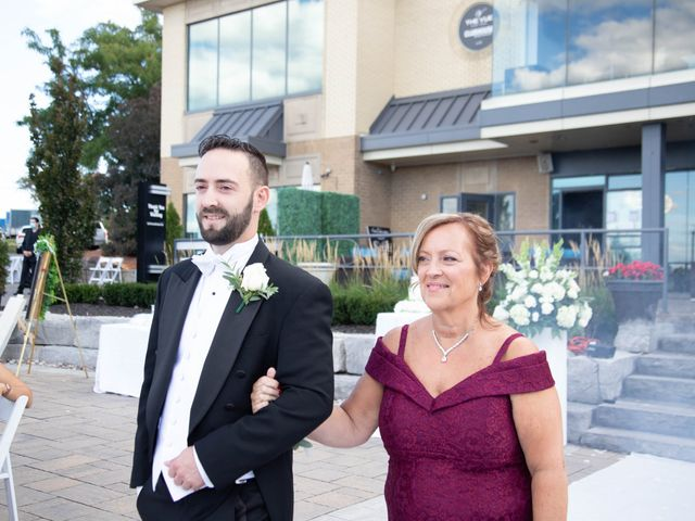 Gissele and Gianpiero's wedding in Etobicoke, Ontario 55