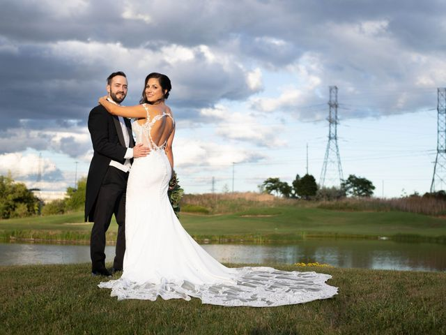 Gissele and Gianpiero's wedding in Etobicoke, Ontario 81
