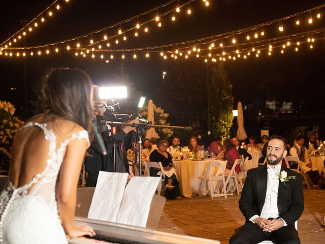 Gissele and Gianpiero's wedding in Etobicoke, Ontario 90