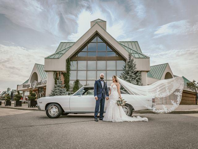 The wedding of Maria  and Alvaro