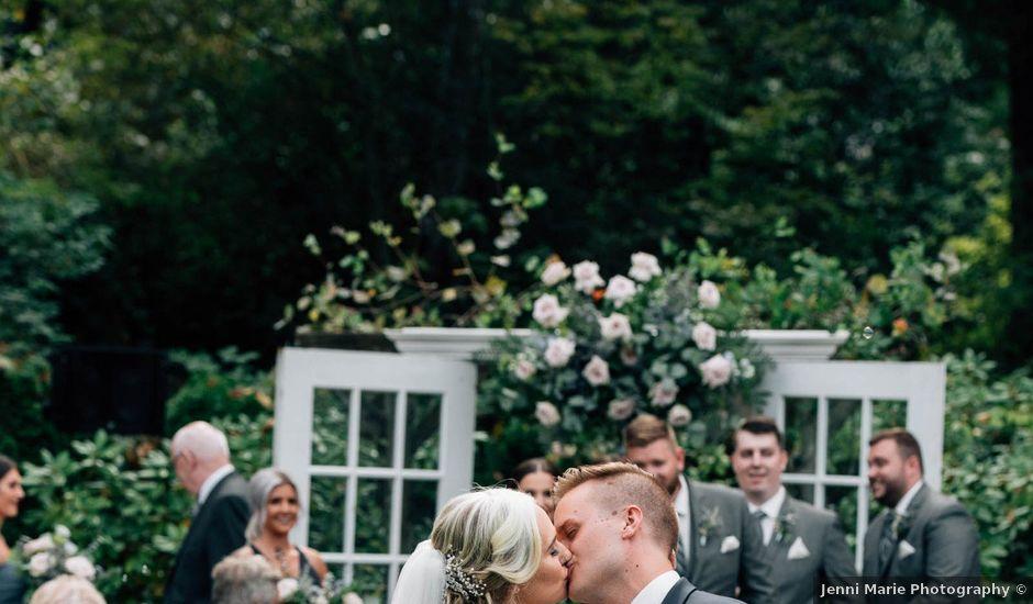 Clarance and Amber's wedding in Chilliwack, British Columbia
