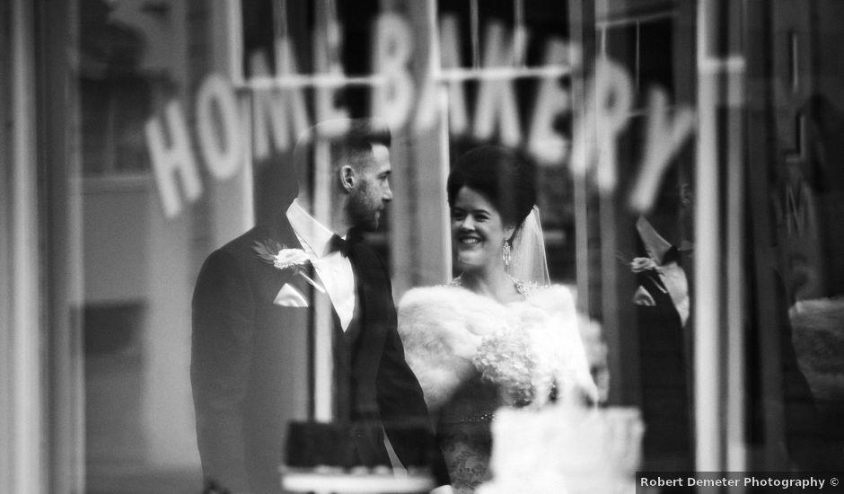 Bryan and Amanda's wedding in Burnaby, British Columbia