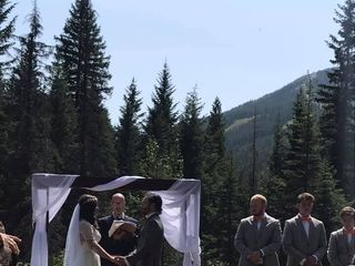 The wedding of Amber and Adam 2