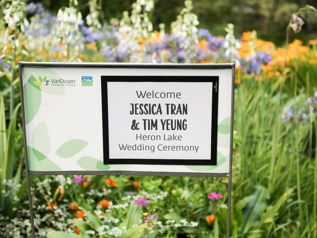 Tim and Jessica's wedding in Vancouver, British Columbia 24