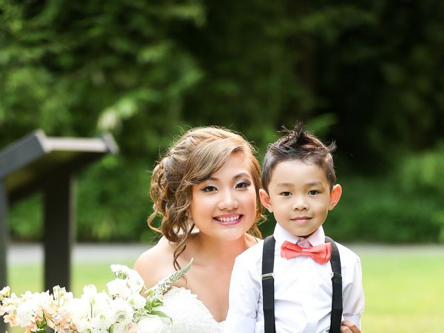 Tim and Jessica's wedding in Vancouver, British Columbia 27