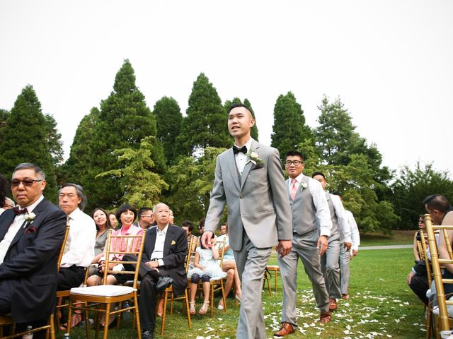 Tim and Jessica's wedding in Vancouver, British Columbia 28
