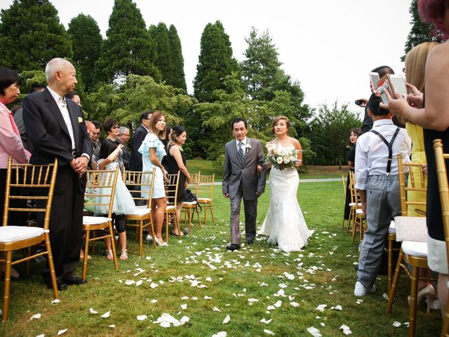 Tim and Jessica's wedding in Vancouver, British Columbia 32