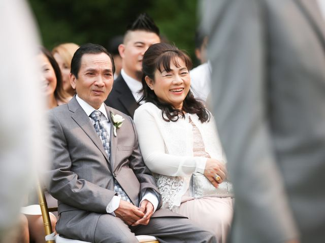 Tim and Jessica's wedding in Vancouver, British Columbia 34