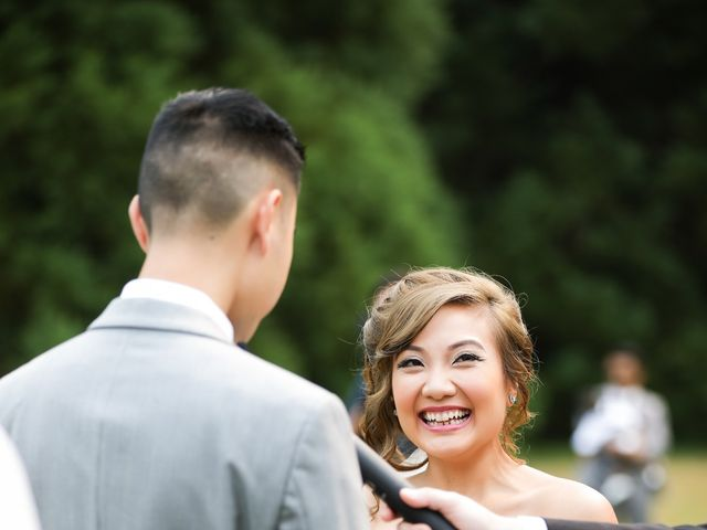 Tim and Jessica's wedding in Vancouver, British Columbia 36