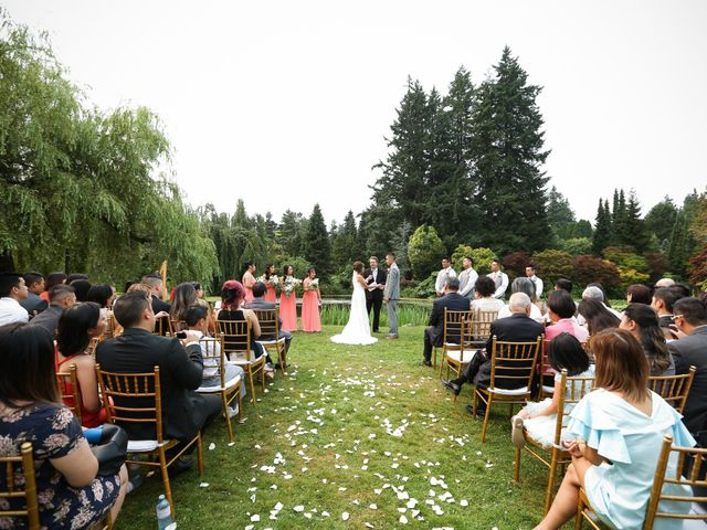 Tim and Jessica's wedding in Vancouver, British Columbia 37