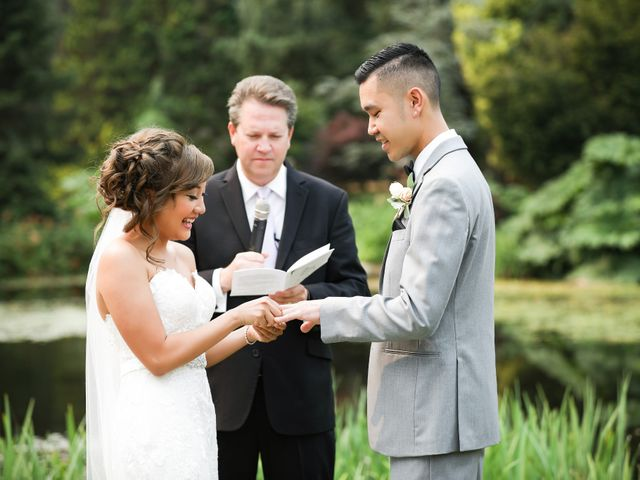 Tim and Jessica's wedding in Vancouver, British Columbia 40