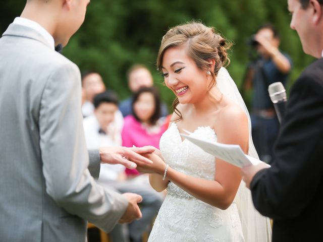 Tim and Jessica's wedding in Vancouver, British Columbia 41