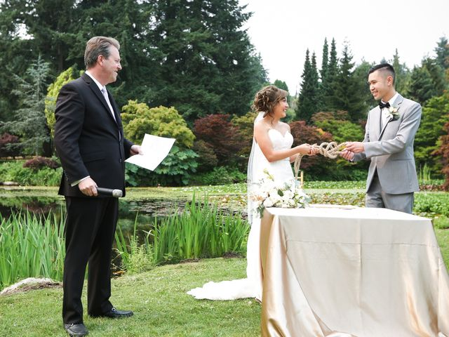 Tim and Jessica's wedding in Vancouver, British Columbia 45