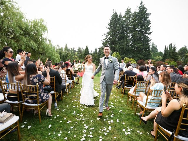 Tim and Jessica's wedding in Vancouver, British Columbia 46