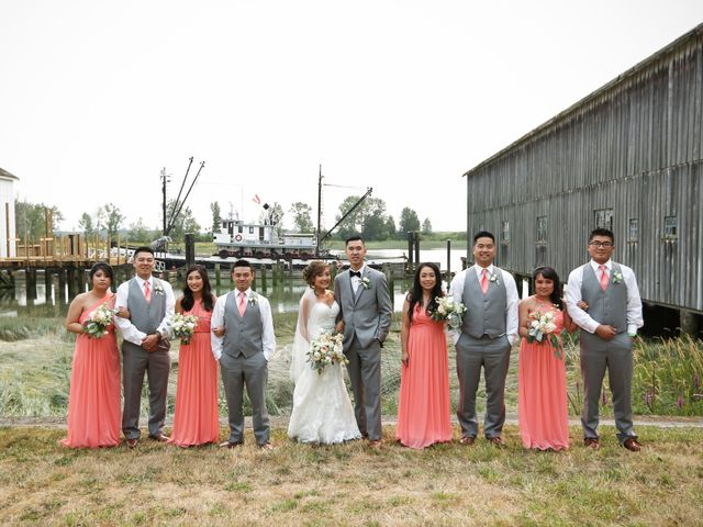 Tim and Jessica's wedding in Vancouver, British Columbia 59