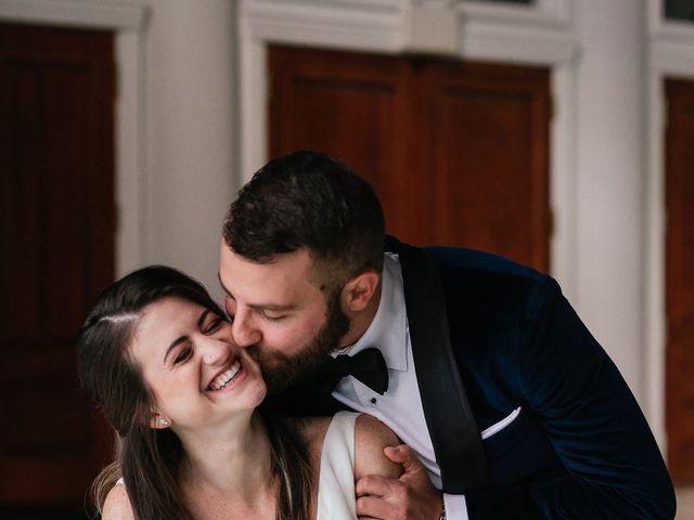 Zachary and Michelle's wedding in Toronto, Ontario 4