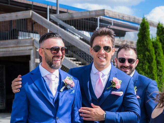 Fabio and Tania's wedding in Nobleton, Ontario 10