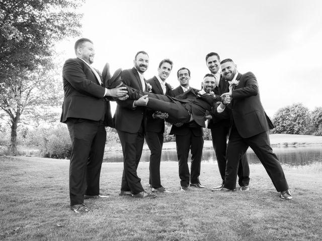 Fabio and Tania's wedding in Nobleton, Ontario 1