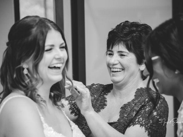 Iva and Josh's wedding in Brampton, Ontario 11