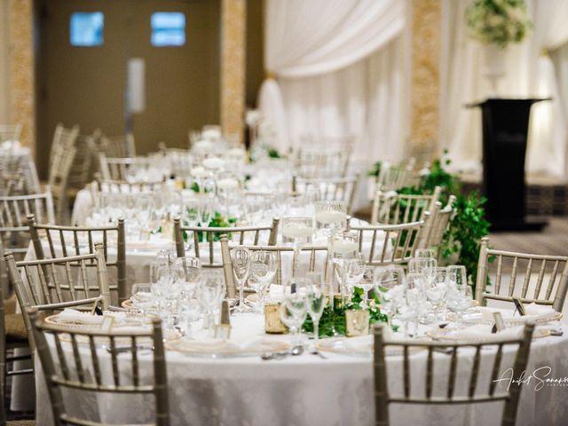 Iva and Josh's wedding in Brampton, Ontario 1
