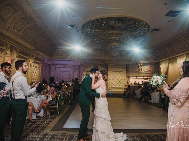 Iva and Josh's wedding in Brampton, Ontario 20