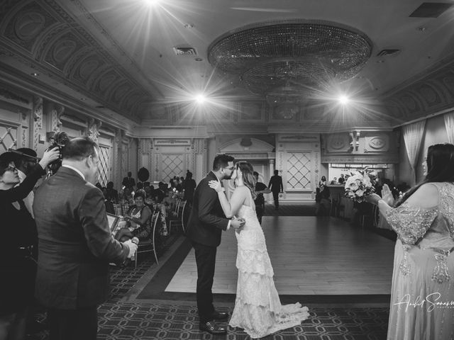 Iva and Josh's wedding in Brampton, Ontario 21